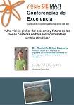 """Conferencia de Excelencia CEIMAR: """"Una vision global del presente y futuro de las zonas costeras de baja elevacion ante el cambio climatico"""""""