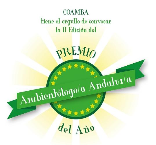 Premio Ambientologo/a Andaluz/a del Año 2015