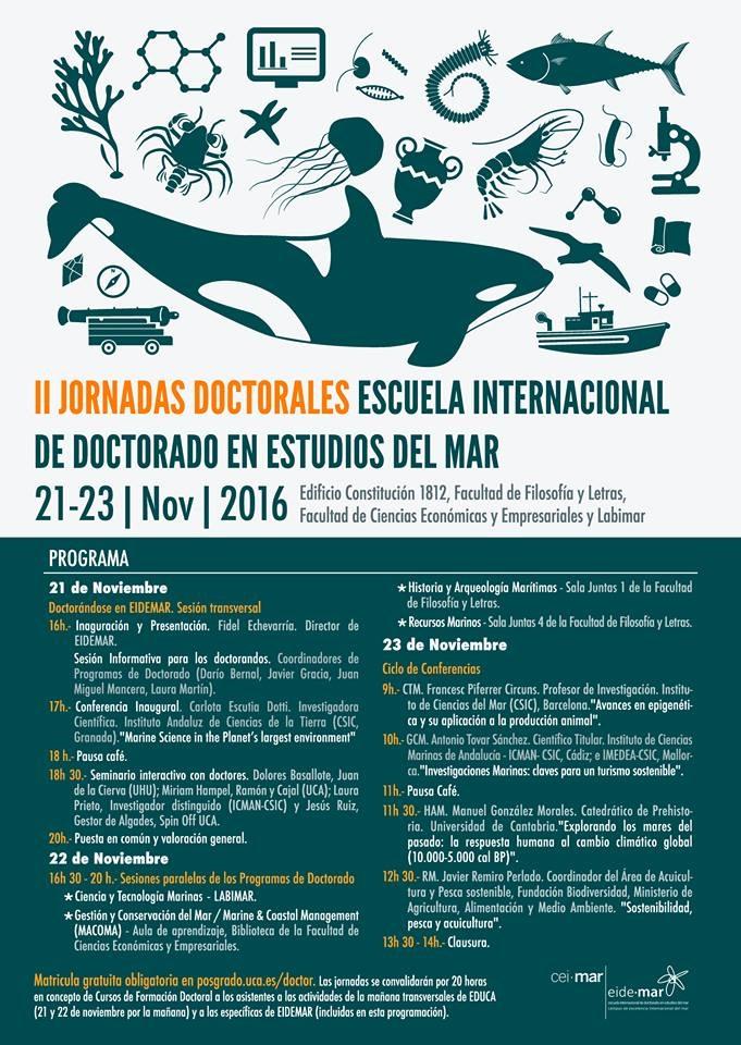 II JORNADAS DOCTORALES EIDEMAR