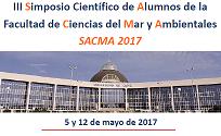 III SIMPOSIO CIENTIFICO DE ALUMNOS (SACMA 2017)