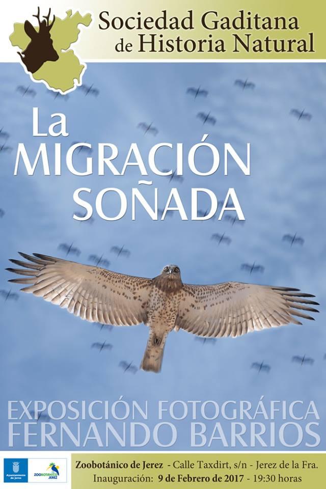 """Exposicion fotografica """"La Migracion Soñada"""""""