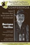 CONFERENCIA SOCIEDAD GADITANA DE HISTORIA NATURAL