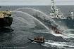 """Conferencia de Dña. Maite Mompo: """"Historia a bordo de los barcos de Greenpeace: Caza comercial de ballenas"""""""