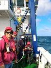 CAMPAÑA OCEANOGRÁFICA DEL MASTER INTERUNIVERSITARIO OCEANOGRAFÍA DE LA UNIVERSIDAD DE CÁDIZ