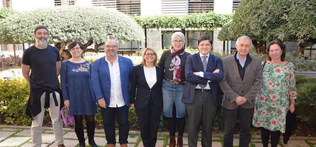 Conferencia de decanos y decanas de Ciencias del Mar en Valencia