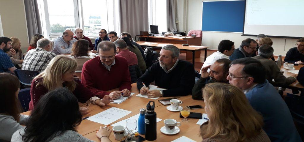 Reunión de Coordinación del Profesorado